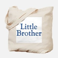 Little Brother (blue) Tote Bag