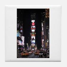 Super! Times Square New York - Pro Ph Tile Coaster