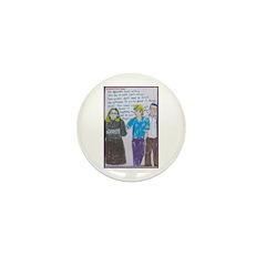 Technical Writer Magic Mini Button (10 pack)