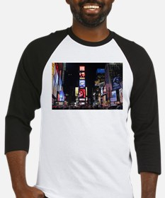 Stunning! New York City - Pro phot Baseball Jersey