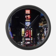 Stunning! New York City - Pro pho Large Wall Clock