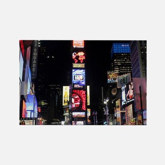 Stunning! New York City - Pro pho Rectangle Magnet