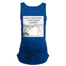 NERO WOLFE GIFTS T-SHIRTS Maternity Tank Top