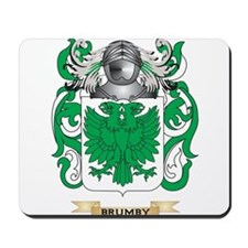 Brumby Coat of Arms Mousepad
