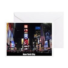New York Times Square-Pro Photo Greeting Card