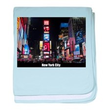 New York Times Square-Pro Photo baby blanket