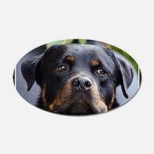Rottweiler Dog Wall Decal