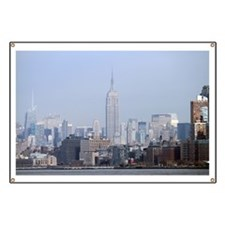 Empire State New York City-Pro Photo Banner