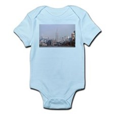 Empire State New York City-Pro Pho Infant Bodysuit