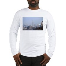 Empire State New York City-Pro Long Sleeve T-Shirt