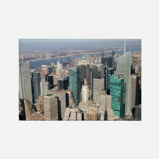 Stunning! New York - Pro photo Rectangle Magnet