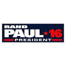 Rand Paul - President Bumper Stickers