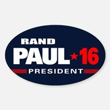 Rand Paul - President Decal