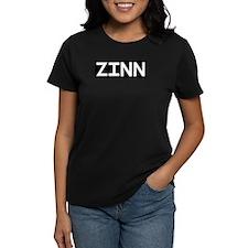 Howard Zinn Multicoloured Women's T-Shirt