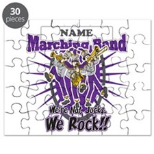 Marching Band Rocks(Purple) Puzzle