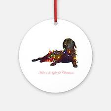 delightful Ornament (Round)