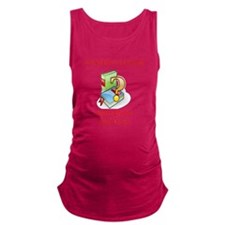 writer2.png Maternity Tank Top