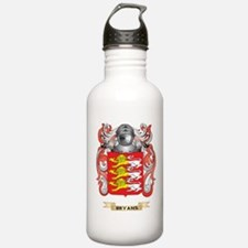 Bryans Coat of Arms Water Bottle