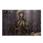 Octopus' lair - Old Photo Postcards (Package of 8)