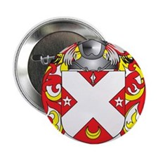 "Bryson Coat of Arms 2.25"" Button"