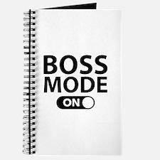Boss Mode On Journal