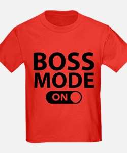 Boss Mode On T