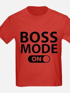 Boss Mode On T