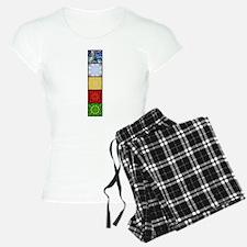 Five Elements Banner Pajamas