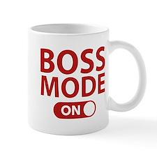 Boss Mode On Mug