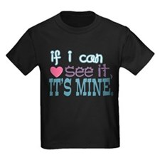 If I Can See It T-Shirt