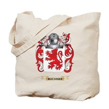 Buchner Coat of Arms Tote Bag