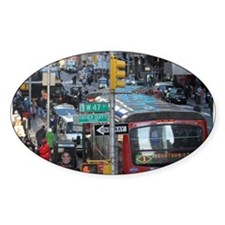 Super! Times Square New York - Pro Decal
