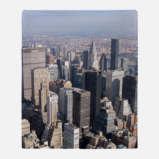 Stunning! New York City - Pro photo Throw Blanket