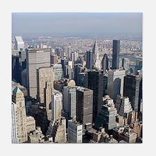 Stunning! New York City - Pro photo Tile Coaster