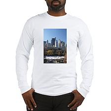 Cute A great city Long Sleeve T-Shirt
