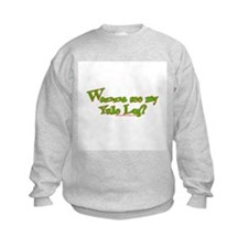 Wanna See My Yule Log? Sweatshirt