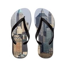 Stunning! New York - Pro photo Flip Flops