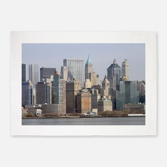 Stunning! New York - Pro photo 5'x7'Area Rug