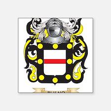 Bueno Coat of Arms Sticker