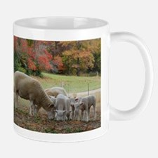 Fall Sheep Mug