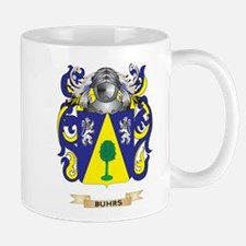 Buhrs Coat of Arms Mug