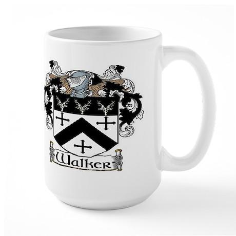 Walker Coat of Arms Large Mug