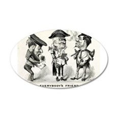 Everybody's friend - 1876 Wall Decal