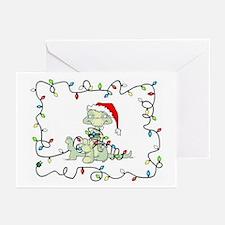 Lizard Lights Greeting Cards (Pk of 10)