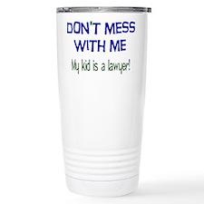 My Kid's a Lawyer Thermos Mug