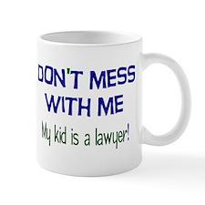 My Kid's a Lawyer Small Mug