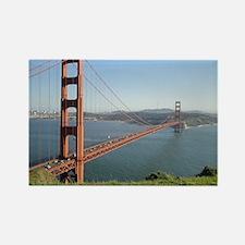 Golden Gate Rectangle Magnet