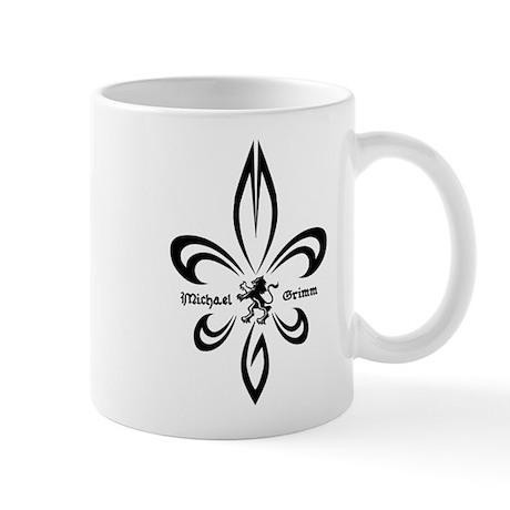 Michael Grimm Logo Mug Mugs