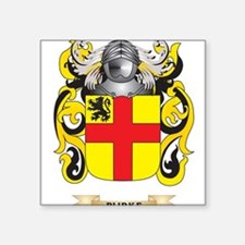Burke Coat of Arms Sticker