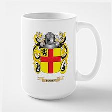 Burke Coat of Arms Mug